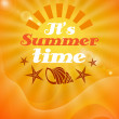 Summer Time. — Stock Vector #28188471