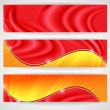 Abstract Colorful Banner. Vector Illustration. Eps 10. — Vektorgrafik