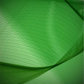 Green Abstract Background. — Stock Vector