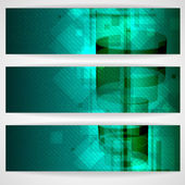 Abstract Geometric Background. — Stock Vector