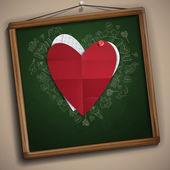 Valentines Day Symbol's. — Stock Vector
