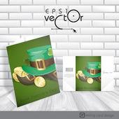 St. Patrick's Day Background — Vecteur