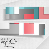 Abstract Banners With Place For Your Text. — Vecteur