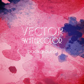 Abstract Colorful Blurred Background. — Stock Vector