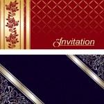 Invitation card design — Stock Vector #26463723