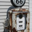 Gas pump - Foto Stock
