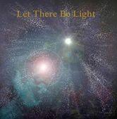 Que haja luz — Fotografia Stock