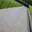 vietnam wall memorial  — Stock Photo