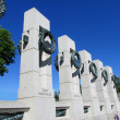 WW II memorial — Stock Photo #25750779