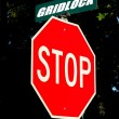 Stop gridlock! — Stock Photo