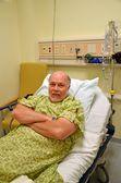 Senior Man In Hospital — Stock Photo