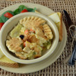 ������, ������: Chicken Pot Pie Dinner