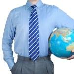Global Business — Stock Photo #9403413