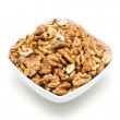 Walnuts (Clipping path) — Stock Photo