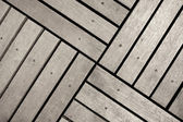 Wood floor — Stock Photo