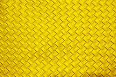 Woven golden leather — Stock Photo
