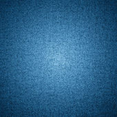 Texture of blue jeans textile — Stockfoto