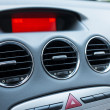 Air conditioner in car — Stock Photo #49149727