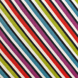 Strips on the fabric  — Stock Photo
