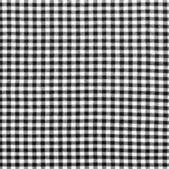 Black-and-white checkered cloth — Stock Photo