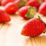 Sweet tasty strawberries — Stock Photo #44862431