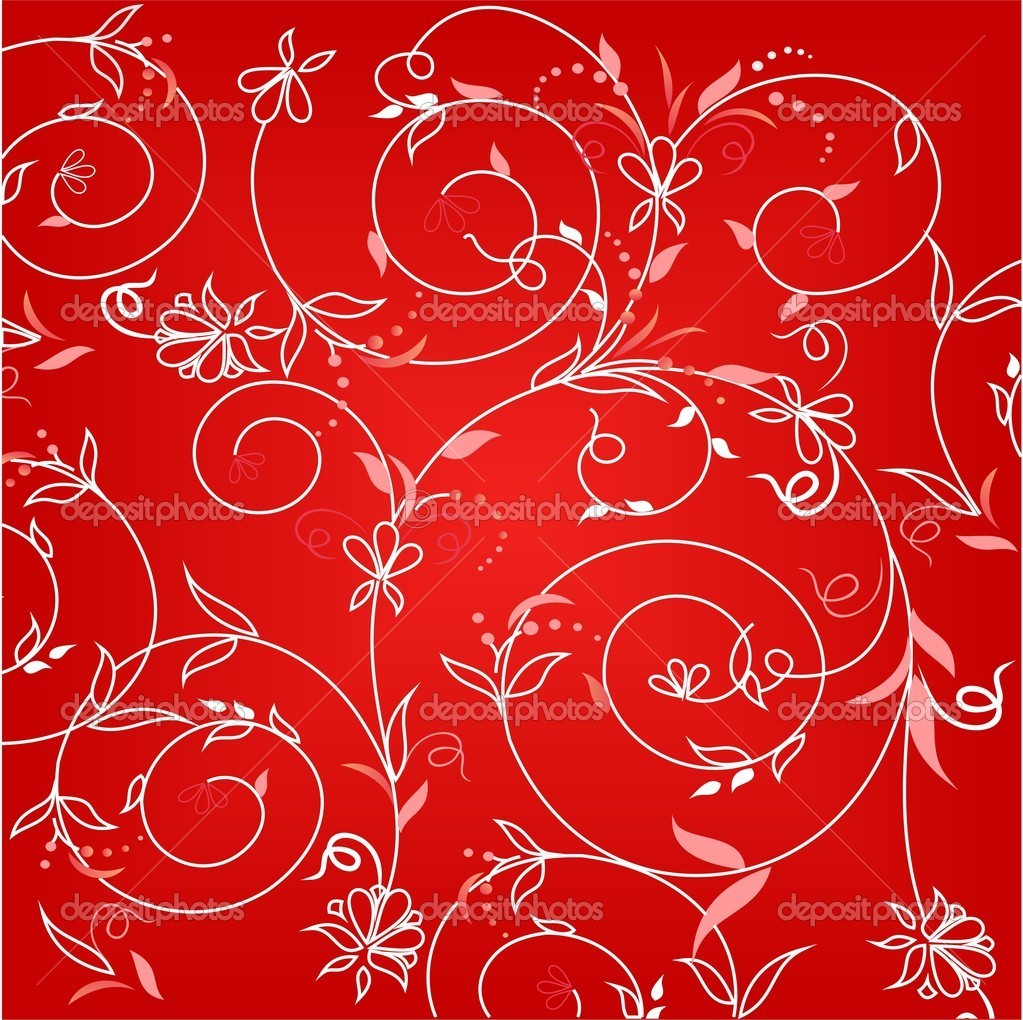 Valentines Day background ,seamless fabric pattern  Stock Vector #17886619