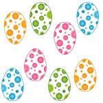 Easter eggs — Stock Vector #19389373