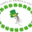 Happy st.patrick's day — Stock Vector #20314033
