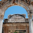 Stock Photo: Temple of Hadrian, Ephesus, Turkey,