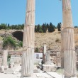 Pillars at Ephesus, Izmir, Turkey, Middle East — Stock Photo #22369197