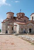St Clement s Church - St Panteleimon, Plaosnik, Ohrid, Macedonia — Stock Photo