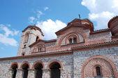 St Clement s Church - St Panteleimon, Plaosnik,Ohrid, Macedonia — Stock Photo