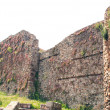 Part of Samuel s Fortress in Ohrid, Macedonia — Stock Photo #29880597