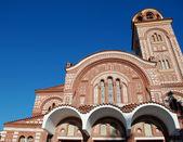 Christian church in Greece — Stock Photo