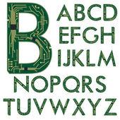 Alphabet. — Stock Vector
