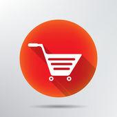 Cart icon. — Stock Vector