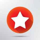 Star icon. — Stock Vector