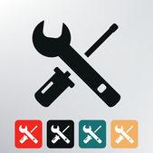 Tool icon. — Stock Vector