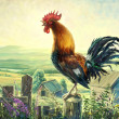 Rooster — Stock Photo #12180321