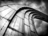 Gran estructura de acero — Foto de Stock