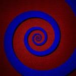 Spiral background — Stock Photo