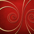 Spiral background — Stock Photo #33400603