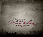 Ramadan 2013 — Stock Photo