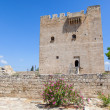 Stock Photo: Medieval castle of Kolossi.
