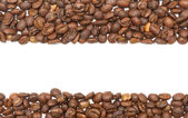Background from coffee — Stock Photo