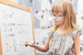 Smart girl — Fotografia Stock