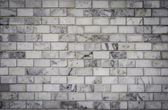 White bricks wall, background — Zdjęcie stockowe