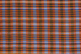 Colorful scott and line fabric texture — Stock Photo