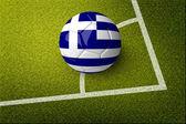 Concept pour la coupe du monde brésil 2014. — Photo