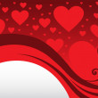 Royalty-Free Stock Vektorov obrzek: Heart Background